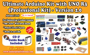Ultimate Arduino Kit with UNO