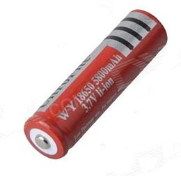 Ultrafire 18650 Li-ion Lithium 3.7v 5800mAh Rechargeable Battery 1 PC in chennai