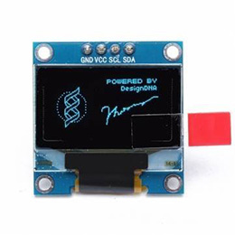 0.96 Inch 4Pin IIC I2C Blue OLED Display Module For Arduino in chennai