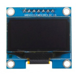 HR0165 1.54inch 7pin OLED SPI/IIC Yellow in chennai