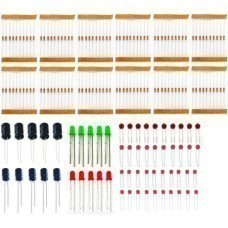 20 in 1 Basic Electronic Component Mixed Packi