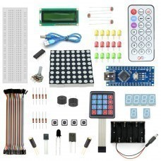 Nano V3 Keypad Kit With Basic Arduino Projects