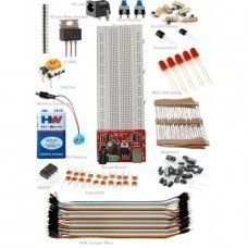 ELECTRONICS PROJECT STARTER KIT V.2