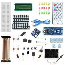 Nano V3 Pressure Sensor Starter Kit with Basic Arduino Products