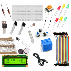 Quick Starter Kit for Arduino