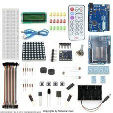 Leonardo R3 BMP085 Sensors Starter Kit with Basic Arduino Projects