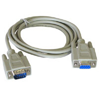 RS232 9Pin D M-F Cable-cables