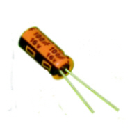 1uF/63V Electrolytic Capacitor - Pin Up - Keltron-Electrolytic-Capacitor
