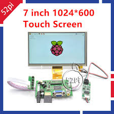 7 inch 1024*600 Touch Screen