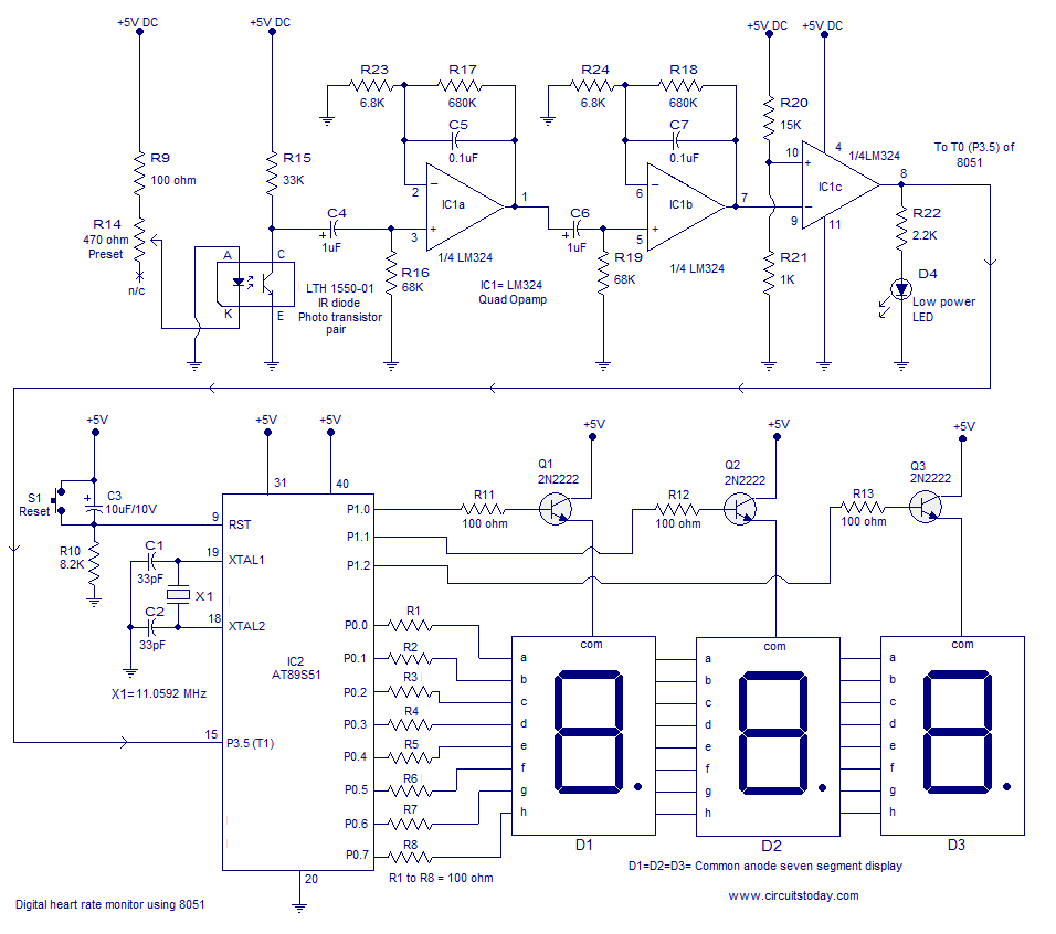 Electronics Components Shop Ritchie Street In Chennai School 5v Dc Relay Circuit Diagram Heart Rate Monitor Using 8051