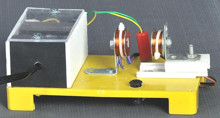 WIRELESS POWER/ TRANSFORMER