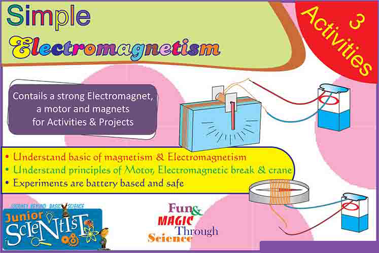 SIMPLE ELECTROMAGNET KIT