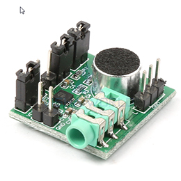 Microphone Amplifier with Auto Gain Control Module in chennai