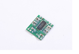 PAM8403 - Ultra-miniature digital amplifier board 2*3W Class D