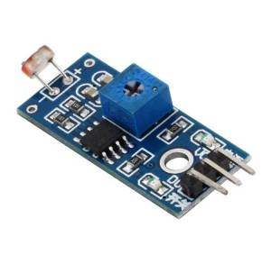 Photo-resistor LDR Light Sensor Module - LM393 based  in chennai