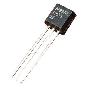 LM35 LM35DZ Precision Centigrade/Celsius Temperature Sensor  in chennai