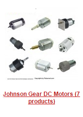 johnson-gear-dc-motors