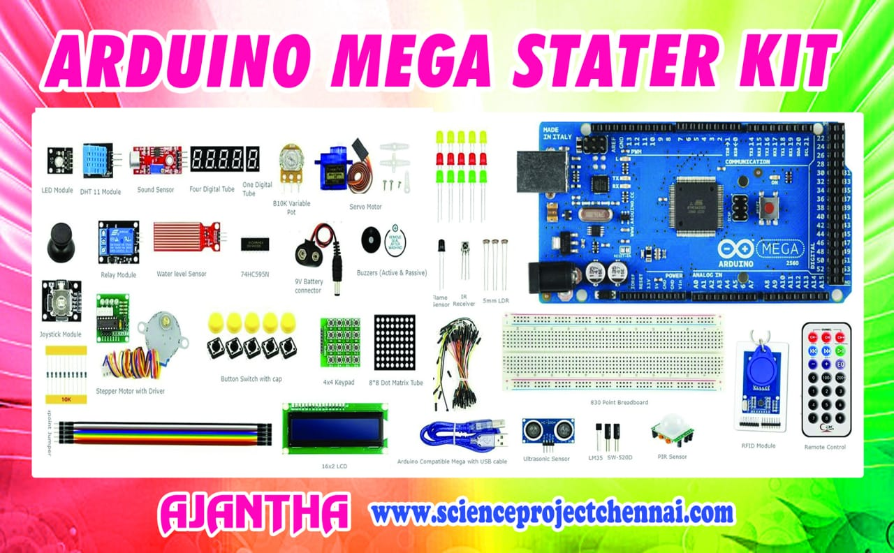 arduino mega stater kit Project Kit