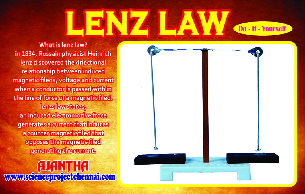 lenz law Project Kit