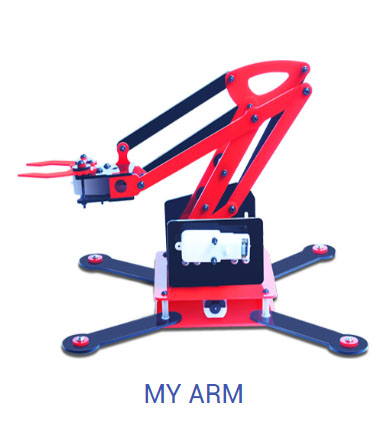 my arm Project Kit