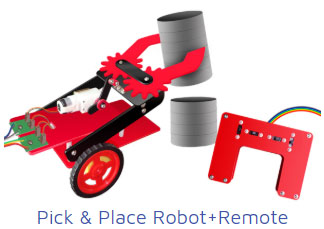 pick&place robot Project Kit