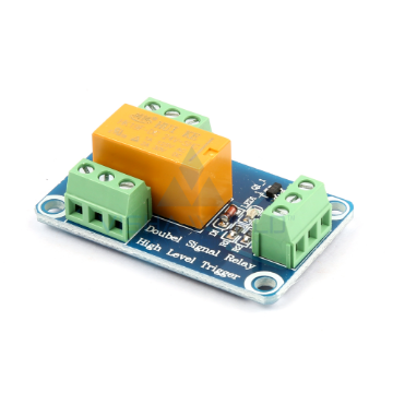 1 x DC 24V Telecom High Level Triggering Relay Module