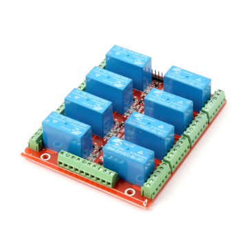 Power High Level Triggering Relay Module( DPDT)