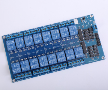 16 x DC 5V Opto Isolated Relay Module