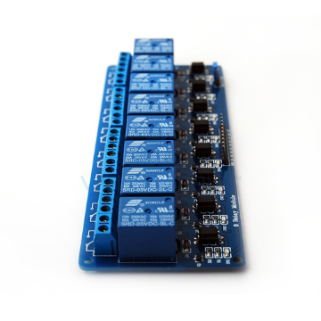 8 x DC 5V Opto Isolated Relay Module