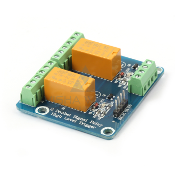 High Level Triggering Relay Module(2 Channel-Telecom)
