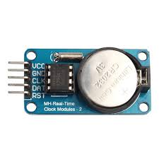 DS1302 RTC Real Time Clock module with CR2032 Battery