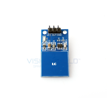 1 Channel Capacitive / Digital Touch Switch Module (TTP223)