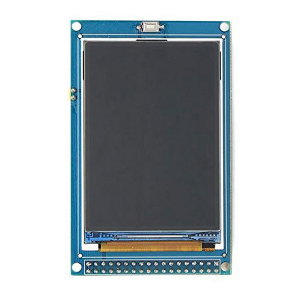 3.2 262K Color Full-Angle LCD Module for Arduino Mega2560 -Blue+Black in chennai